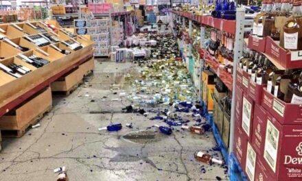 Sismo de magnitud 5,5 sacude Puerto Rico