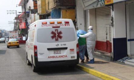 Alarma causó un paciente con síntomas de Covid-19, en farmacia similar en el centro de Córdoba