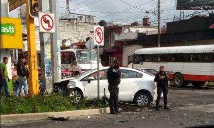 Entre un 50 a 70 por ciento disminuyen los accidentes automovilísticos en Xalapa