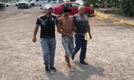 """Detienen al """"Pepis"""" llevaba más de 20 robos en zona conurbada Veracruz-Boca del Río"""