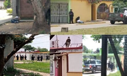 Tras enfrentamiento armado, Guardia Nacional detiene a tres sujetos en Tuxtepec