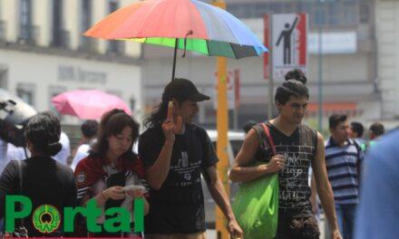 Emiten Aviso Especial por surada y ambiente muy caluroso en Veracruz
