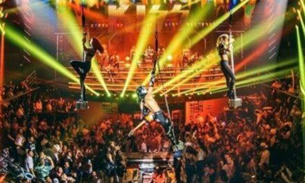 Este sábado Coco Bongo transmitirá su espectacular show en vivo desde Cancún