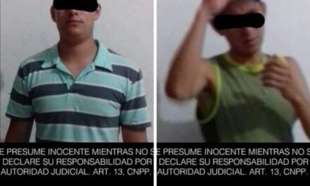 Detiene IPAX a dos por intento de robo, en Zontecomatlán, habían ingresado al centro de salud para sustraer medicamentos.