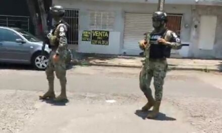 Segundo asalto del día, a cuentahabiente en la zona Veracruz – Boca del Río