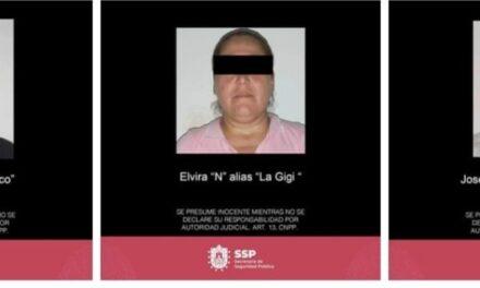 Captura SSP a presuntos integrantes de células delictivas en Martínez de la Torre