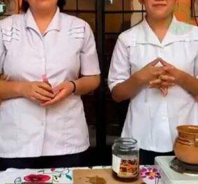 Estudiantes de Enfermería UV enseñaron a elaborar repelente casero