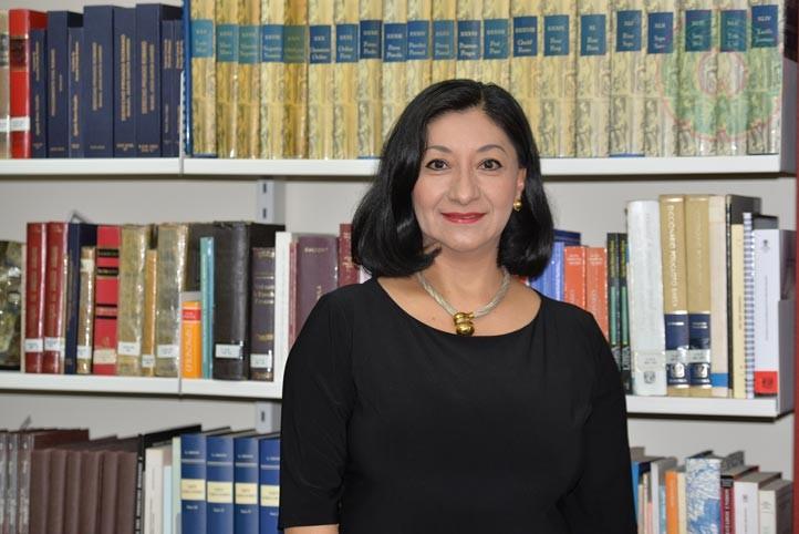 Bertha Alicia Ramírez Arce coordina el Seminario de Derecho Romano y Derechos Indígenas