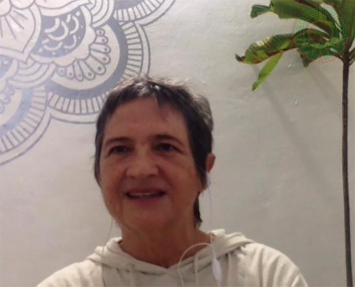 Olga Díaz Ordaz Terrones, ambientalista y fundadora de la ONG Chalchi.org