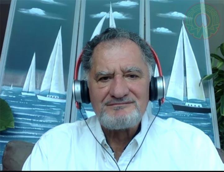 Virgilio Arenas Fuentes, investigador y coordinador del Programa Universitario de Cultura Marítima de la UV