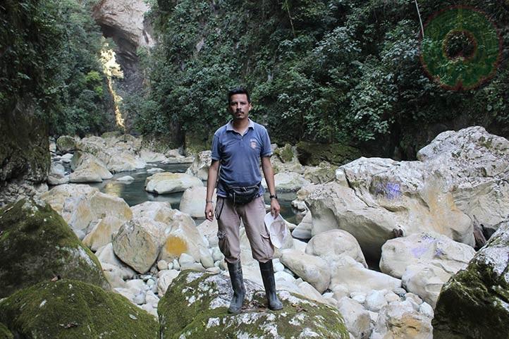 César Carvajal dijo que aún quedan especies por descubrir