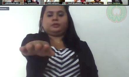Alumna de Enfermería-Veracruz obtuvo grado de maestra, en ceremonia virtual