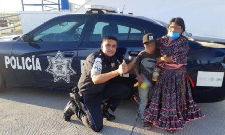 Olvida a su hijo en caseta de cobro La familia se paró a descansar en carretera de Chihuahua y no se percató que el menor no subió a la camioneta