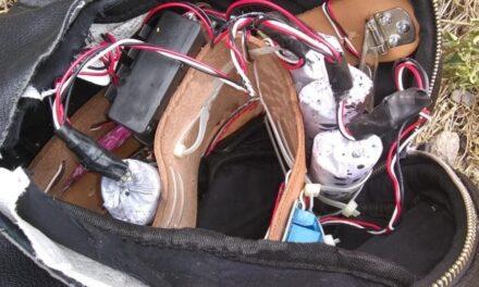 Colocan 'cinturón bomba' a empleada para robar 10 mdp debanco en la CDMX