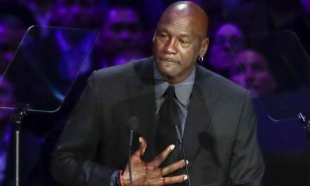 Michael Jordan dona 100 mdd destinados en lucha contra el racismo