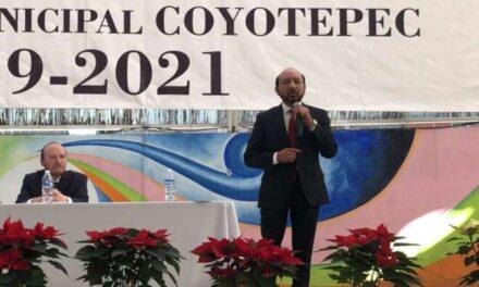 Fallece Sergio Anguiano, alcalde de Coyotepec, Estado de México