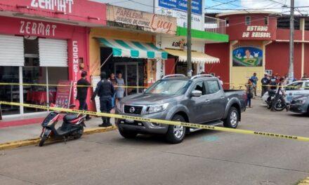 Asesinan a director de la Policía Municipal de Ciudad Isla, Veracruz