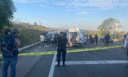 Fatal del robo a transporte de valores, tres custodios muertos y un herido el resultado en Guadalajara