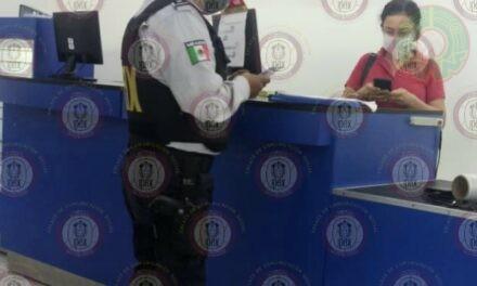Frustra IPAX robo a casa de empeño, en Veracruz