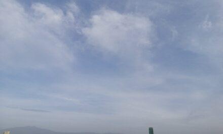 Próximas 24 horas se espera poco cambio de temperatura y menor potencial de lluvias/tormentas. El polvo de Sahara (calina) continuará reduciendo la visibilidad.