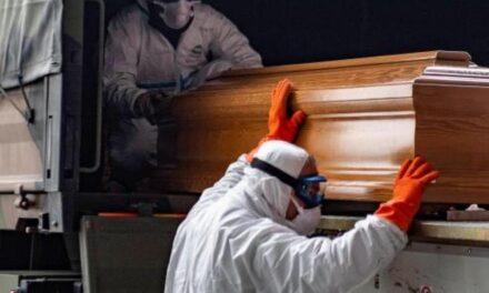 México se coloca dentro del top 10 con más muertes por Covid-19 en el mundo