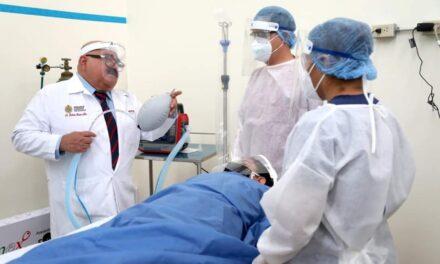 Este sábado Veracruz llega a 1,488 fallecidos y 9,689 casos positivos de COVID-19.
