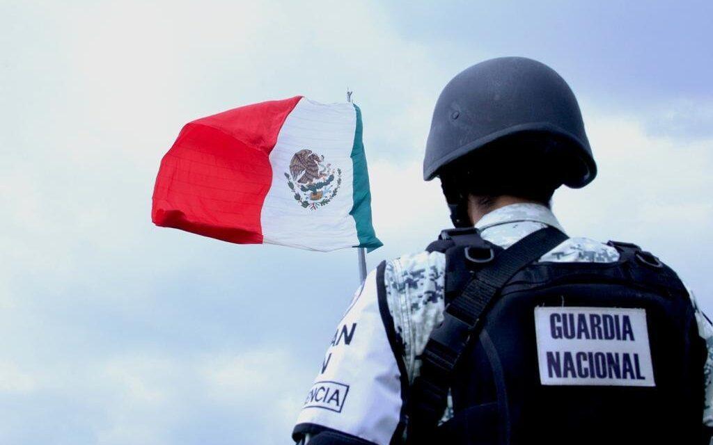 Guardia Nacional cumple un año de su creación