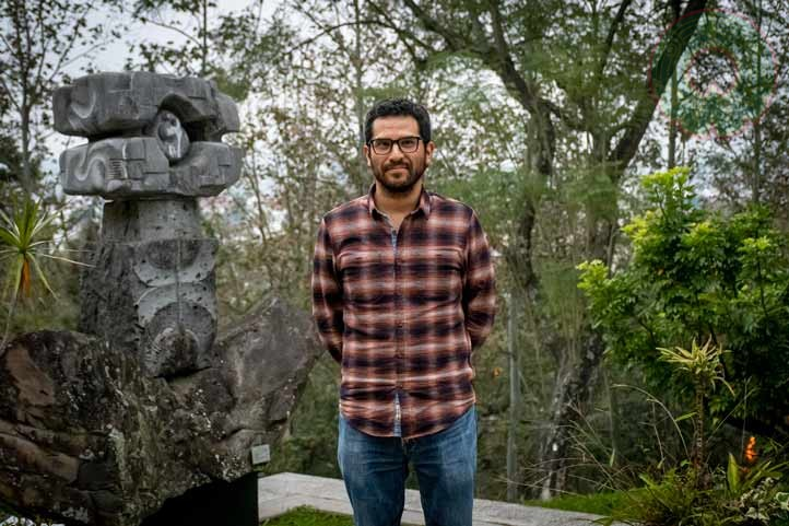RaúlHomeroLópez Espinosa, coordinador de Responsabilidad Social Universitaria