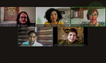 Investigadores, creadores y activistas reflexionaron sobre animación sociocultural