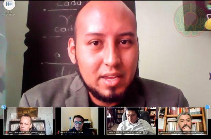 Felipe Bustos habló sobre la precariedad de la labor periodística en Veracruz