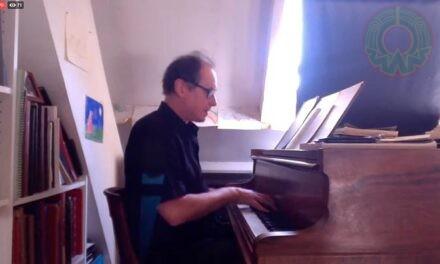 Martín Lebel destacó obra de Claude Debussy