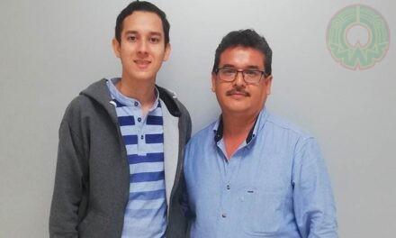 Estudiante colombiano realizó estancia en Facultad de Odontología UV