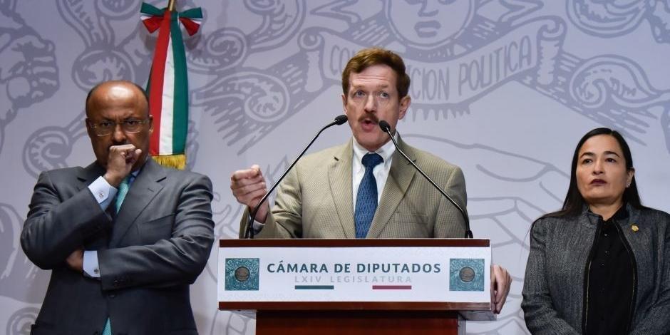 Muere hijo de Juan Carlos Romero Hicks, coordinador del PAN en San Lázaro