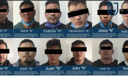 Trasladan a detenidos por atentado a García Harfuch al Reclusorio Sur y a Santa Martha
