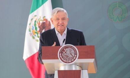 AMLO respalda Reforma Electoral de Veracruz y la pone como ejemplo nacional: Gómez Cazarín