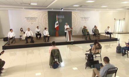 Qué dijo López Obrador en la conferencia de este 01 junio?
