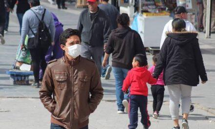 Hasta 72 horas de arresto a quienes no porten cubrebocas o careta en Coatepec