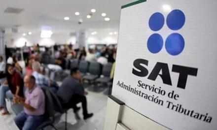 Alista SAT notificaciones para miles de mexicanos por fraudes fiscales