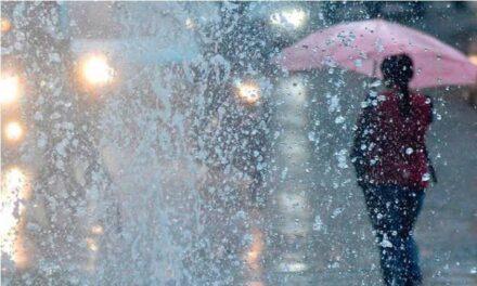 Emiten Aviso Especial por temporal lluvioso en el estado de Veracruz