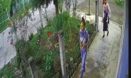 Video: Par de ladrones son grabados en la colonia Rafael Lucio en Xalapa