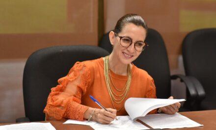 AMLO vino a reconocer el trabajo del Gobernador Cuitláhuac; lo que el PAN nunca hizo en Veracruz: Ana Miriam Ferráez