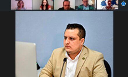 Inicia Veracruz vinculación con congresos estatales y el federal en Comunicación Social