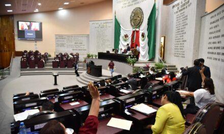 Da entrada Congreso a iniciativa que crea la Ley de Archivos para Veracruz