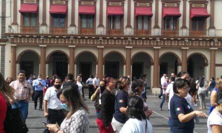 Retorno a la nueva normalidad para Veracruz será paulatino:Eric Cisneros Burgos