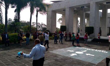 Palacio Legislativo, sin reporte de daños por sismo