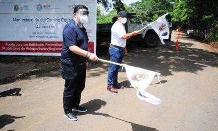 4T invierte más de 120 mdp para detonar el progreso en Los Tuxtlas: Gómez Cazarín