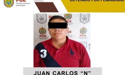 Capturan a joven que asesinó a su abuela a balazos, en Coatepec