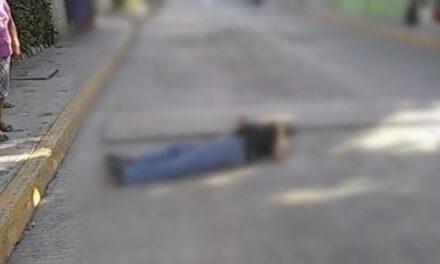 Ejecutan a hombre en Álamo, Veracruz