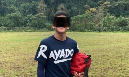 Piden justicia por el asesinato del joven futbolista a manos de policías en Oaxaca