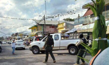 Dos ejecutados frente a terminal de autobuses de Paso delMacho